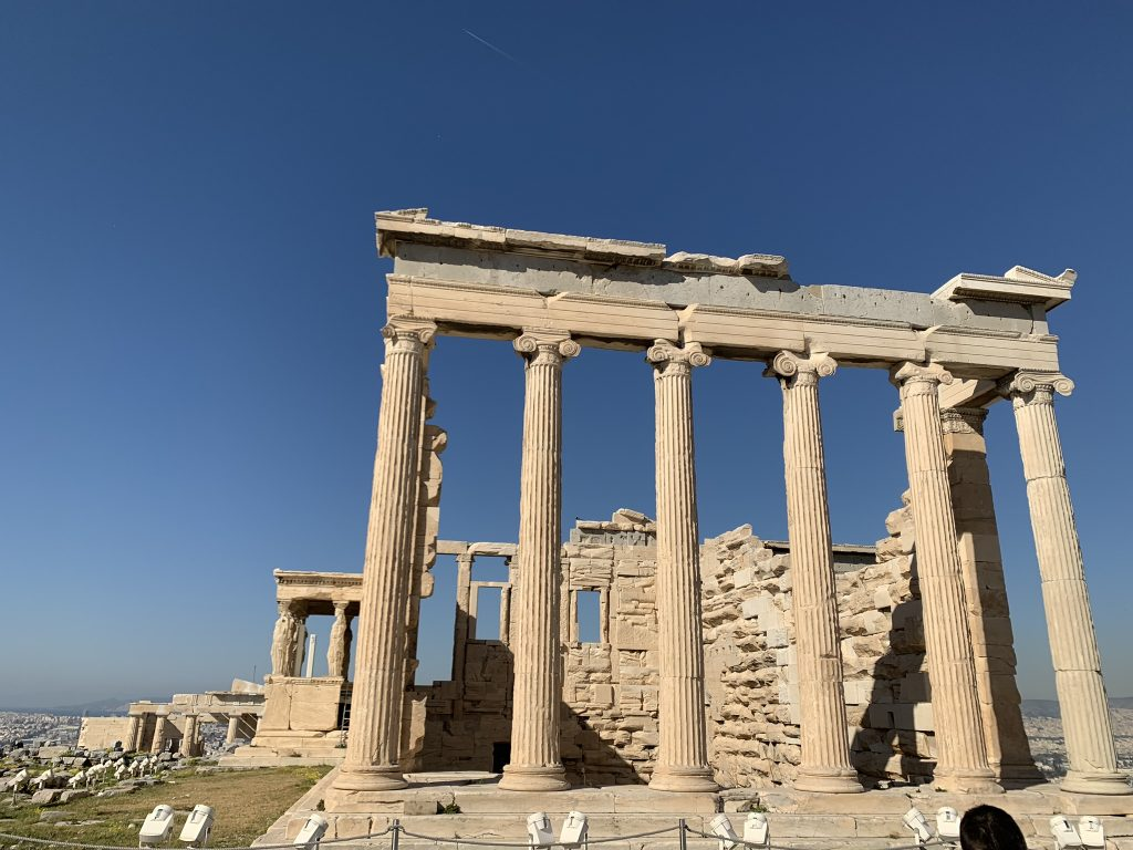 The Erechtheion in Acropolis, Acropolis Athens Private Tour
