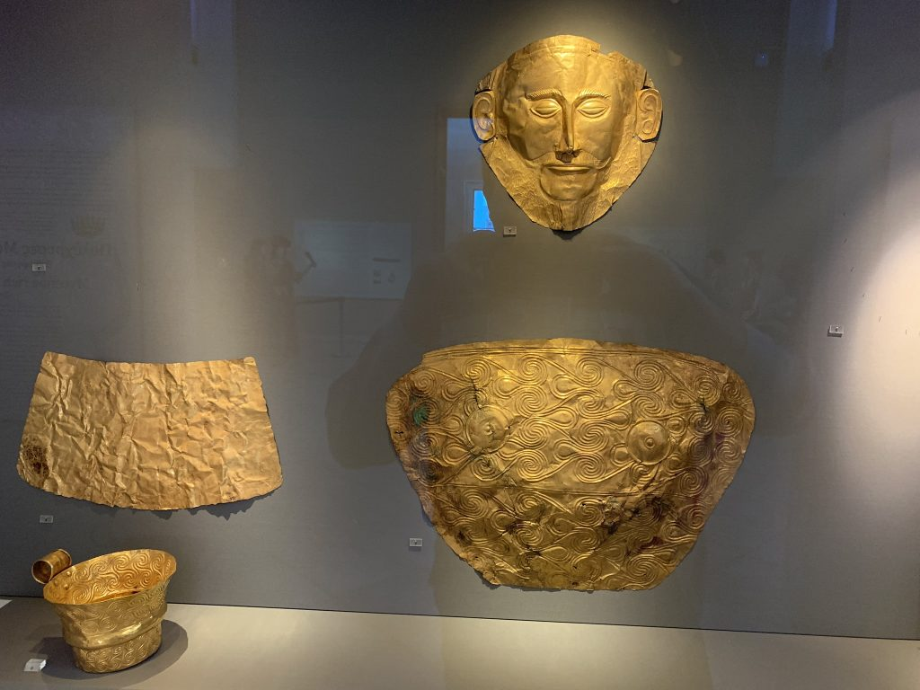 Mask of Agamemnon, National Archaeological Museum Tour