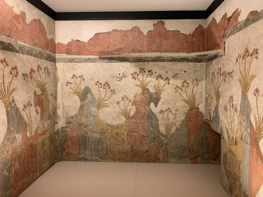 Thera Room, National Archaeological Museum Tour