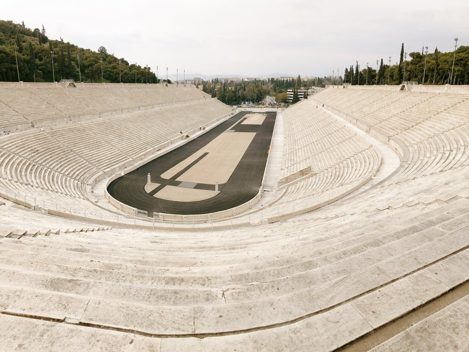 Panathinaic Stadium, Athens Tour