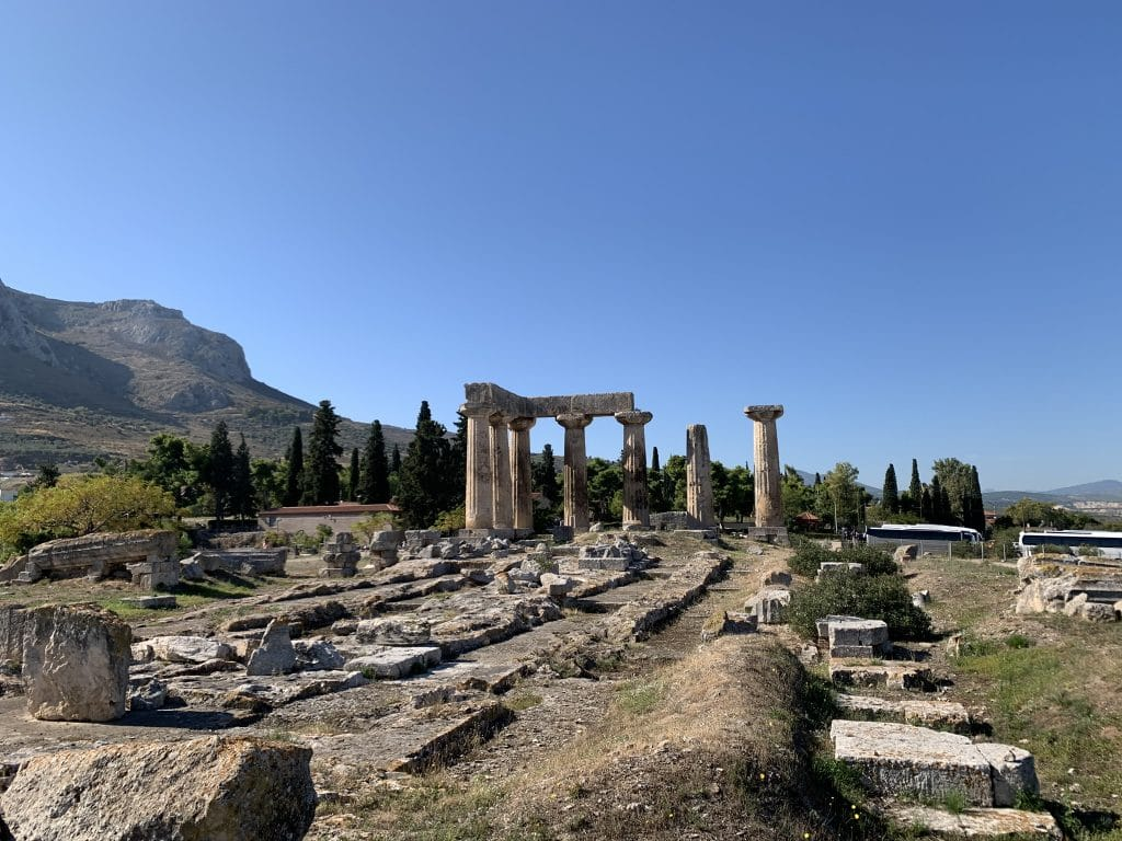 Ancient Corinth - Ancient Theater of Epidaurus Tours Of Greece From Athens