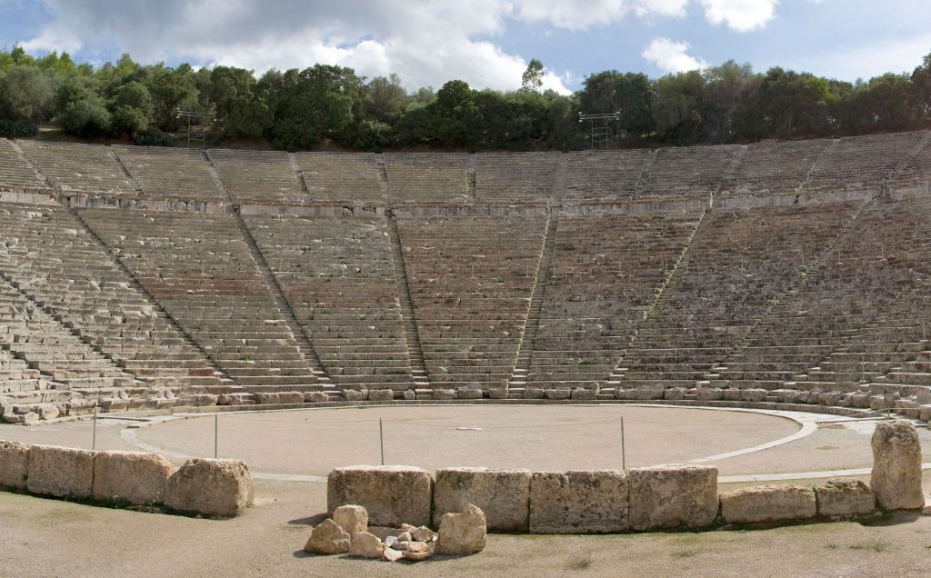 Ancient Theater of Epidaurus Tours Of Greece From Athens