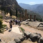 Delphi Tour Temple Of Apollo