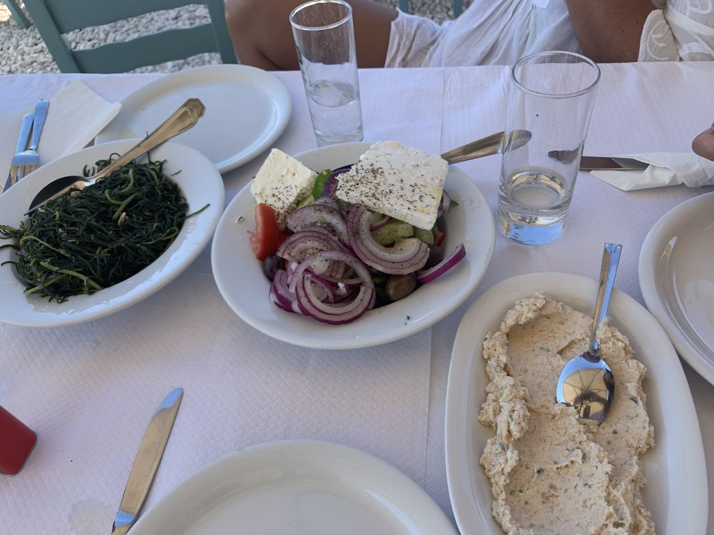 Taverna Food