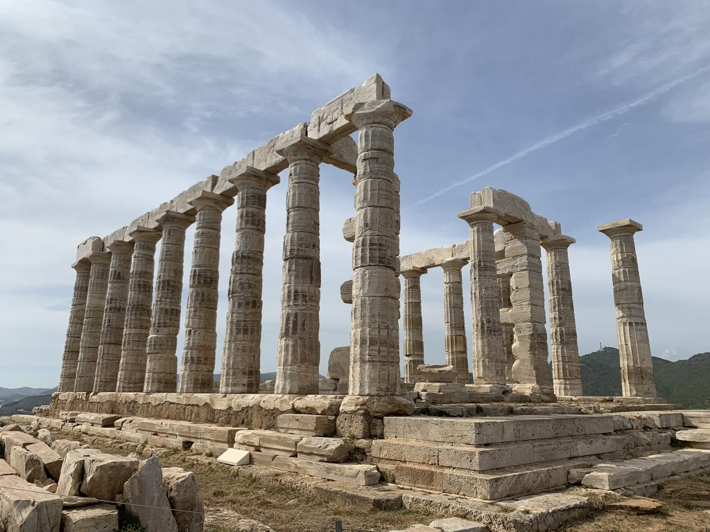 Temple Of Poseidon, Cape Sounio Private Tour