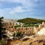 Athens Three Day Trip Odeon Herodes Atticus