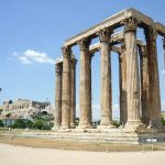 Temple of Olympian Zeus - Tourist Attractions in Athens