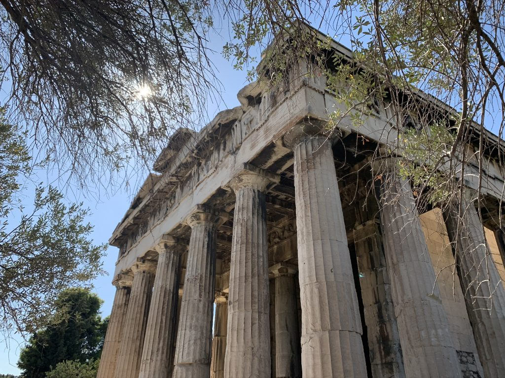 Temple Of Hephestus