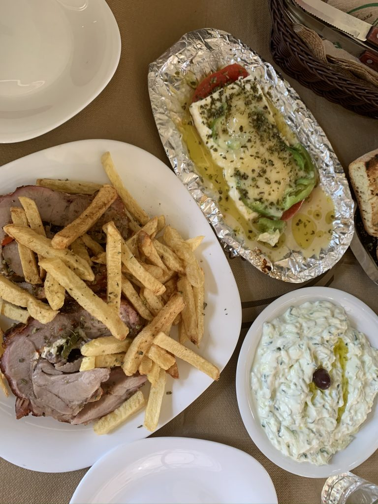 Food Tour Athens