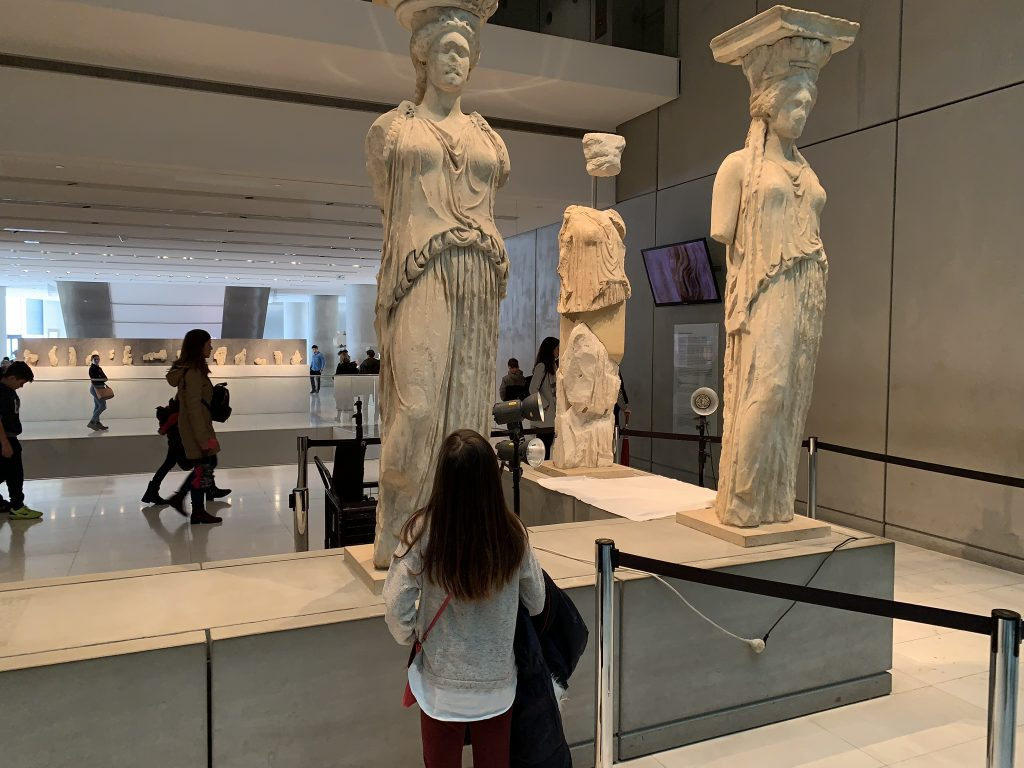 Acropolis and Museum Evening Tour