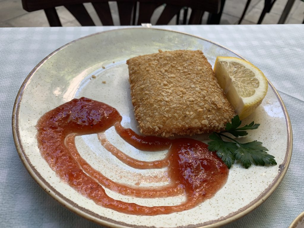 Saganaki, Food Tour Athens