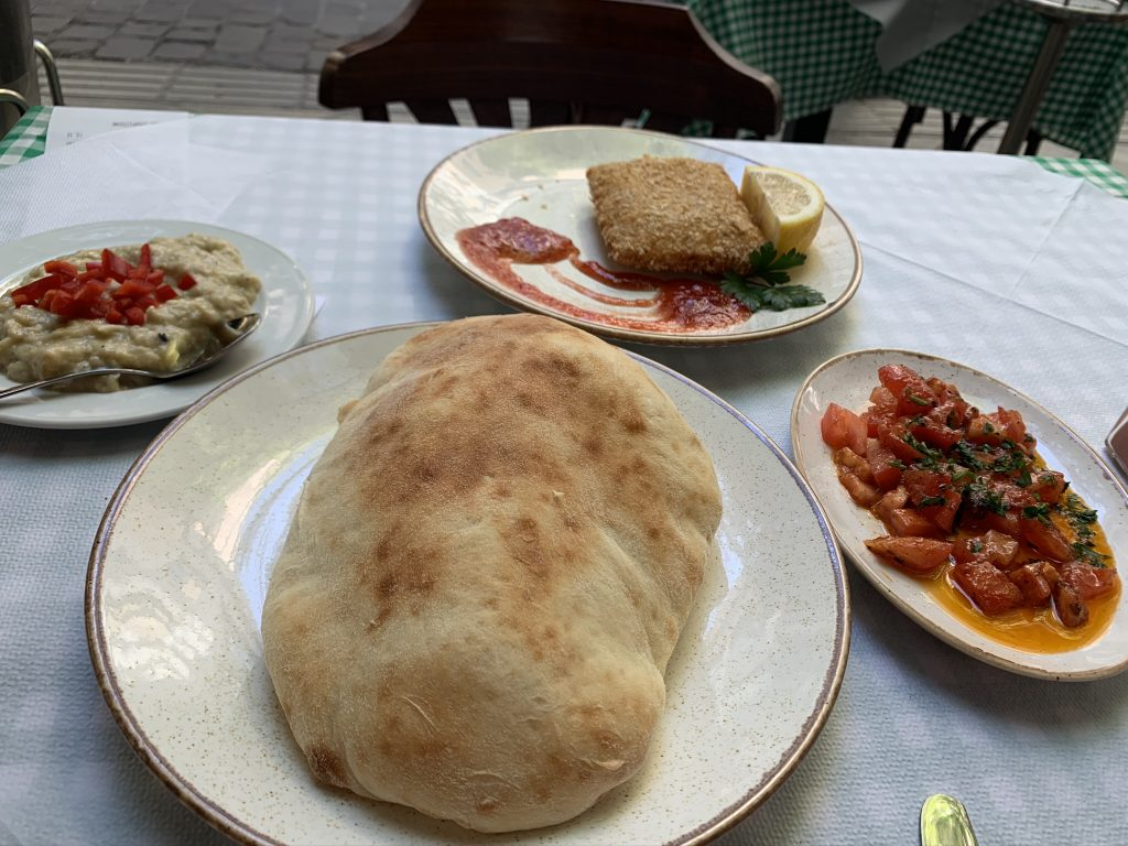 Mezedes Tastes & Traditions of Athens Food Tour