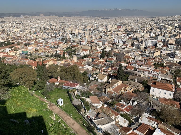 Athens Walking Tours Plaka