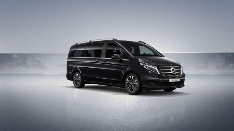 Mercedes V CLass VIP MiniVan