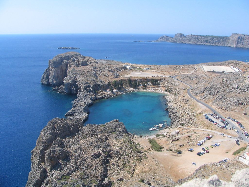 Lindos Beach Rhodes - Tours in Greece - Best Places to Visit