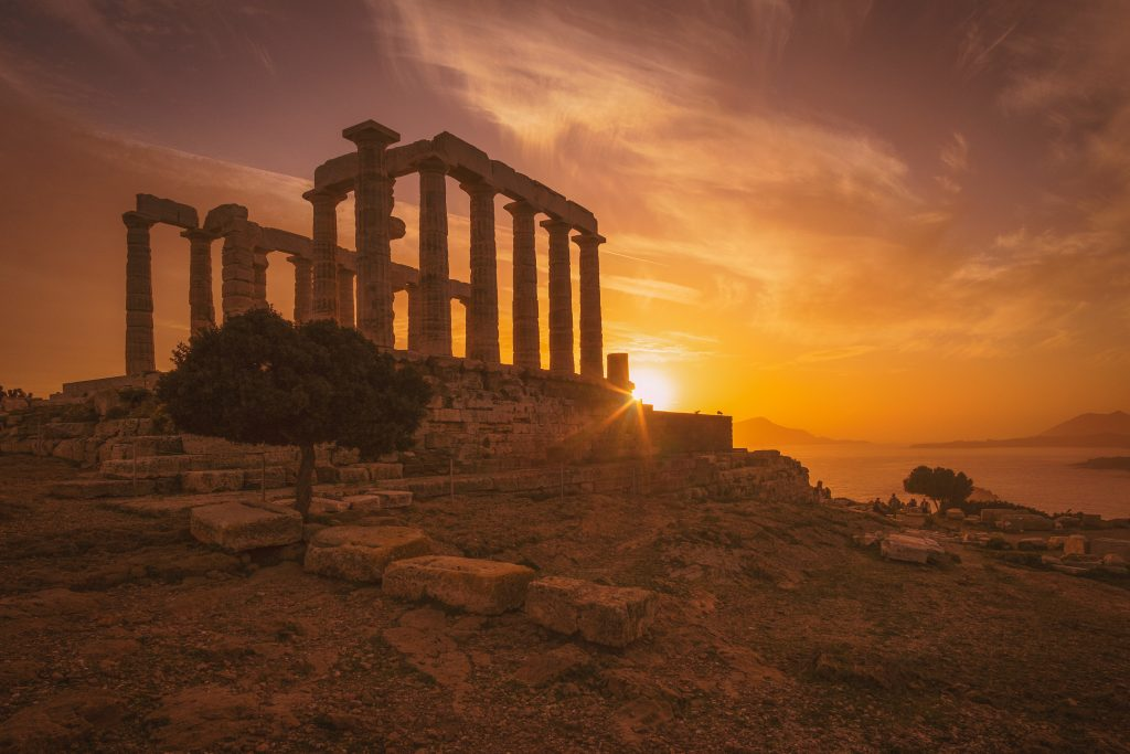 Temple Of Poseidon Sunset, Athens Private Tours - Best Places to Visit